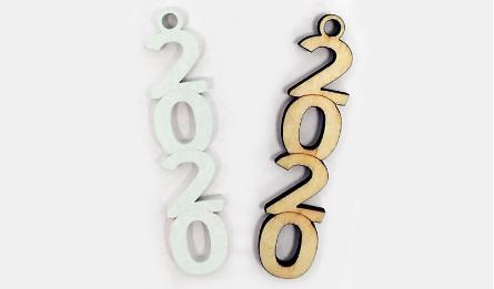 2020 ΞΥΛΙΝΟ ΟΡΘΙΟ 12cm x 2.5cm 0531116