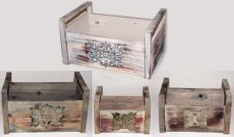 170550 s/3 wood box 32x21.5x13/17 26x17.5x11/15 20x13.5x9/13 0619039