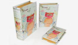 KSH-PU5354 BOOK BOX S/3 0621060